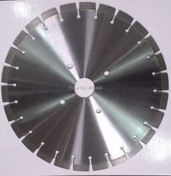 28 Economic Diamond Segmented Saw Blades for Wet Cutting Granite and Marble 700mm*50mm*10mm