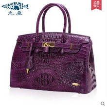 yuanyu Import real Nile crocodile women handbag  new  United States fashion real leather women handbag