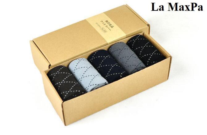 Combed Cotton Mens Socks Pattern Socks Long Spring Mens Socks bamboo fiber Mens Socks
