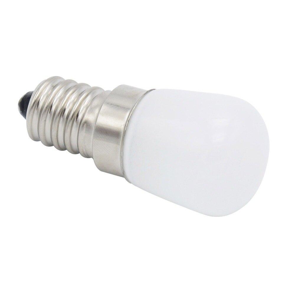 Ampoule 2W E14 220V COB LED Light Bulb SMD 2835 Glass Lamp For Refrigerator Fridge Freezer Sewing Machine Home Lighting Lamparas