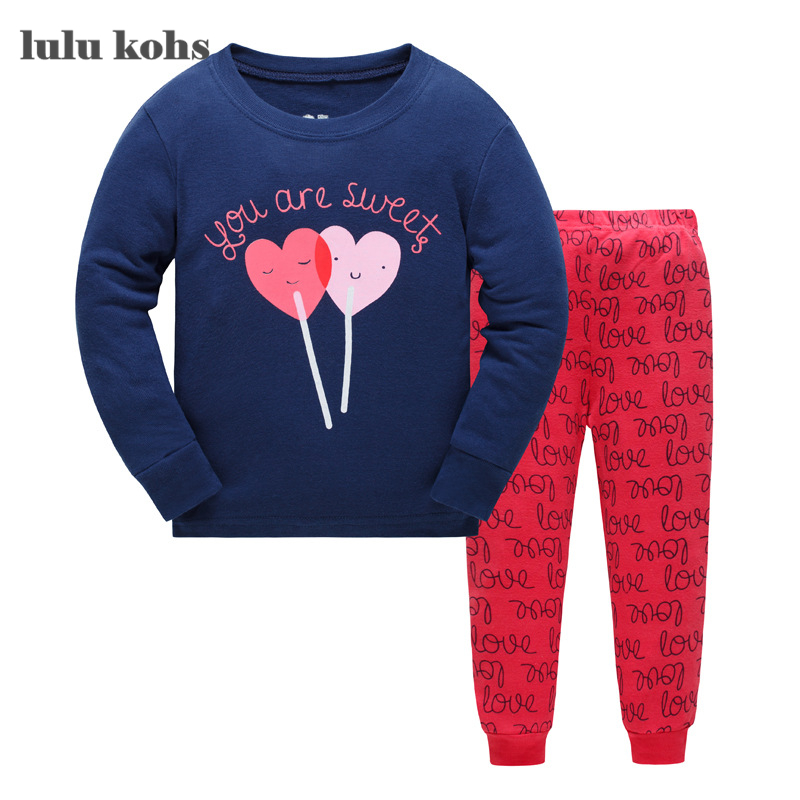 a5c5d0177 2017 boys girls Pijamas Kids Set Children s Pyjamas Clothing Sets ...