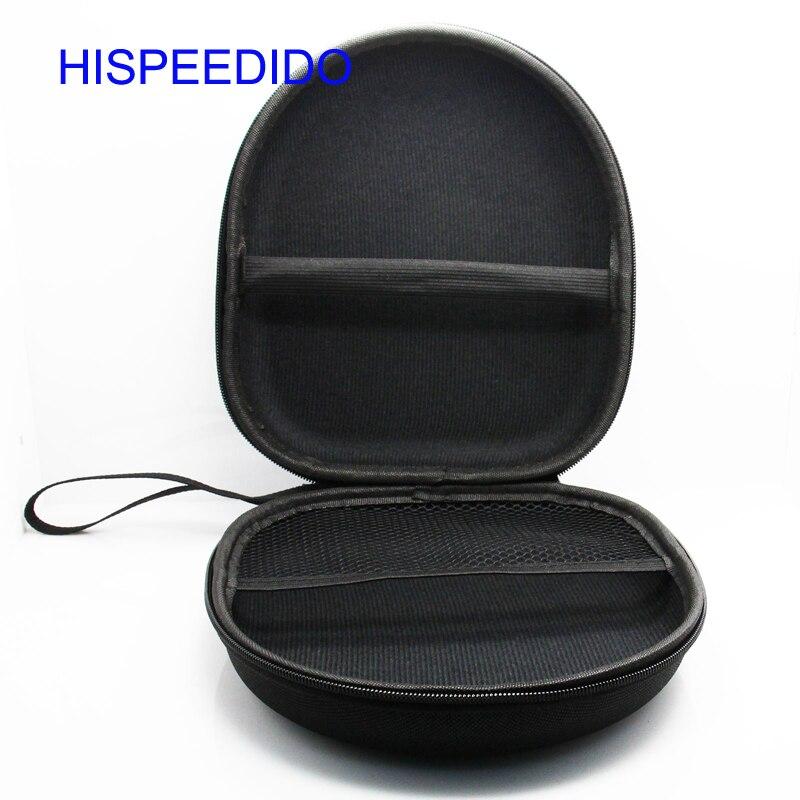 HISPEEDIDO Hard Carry Case Box Bag For MDR-1A 1R XB650 950BT XB450AP ZX310 SBH60 XB950AP,XB950BT,XB650BT QC15 QC3 Headphone