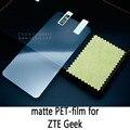 Глянцевая Ясно Lucent Матовый Матовый антибликовым покрытием Закаленное Стекло Защитную Пленку На Экран Протектор Для ZTE Geek V975 U988S N988