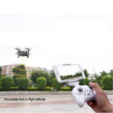 Mini Pocket 2MP RC drone with camera RC Quadcopter with HD camera Wifi Real time transmission