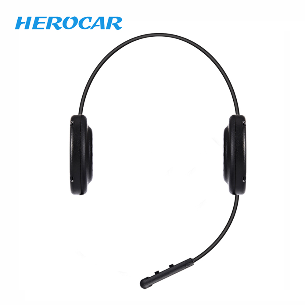 EJEAS Headphones Motorcycle Bluetooth Earphone Wireless Moto Helmet Bluetooth Headphones With Mic Sports Music Cascos Headset