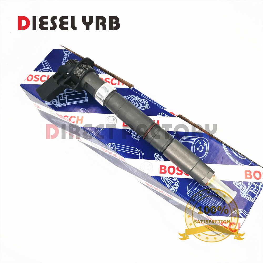 Diesel original new common rail fuel injector 0445116034 0445116035 for <font><b>03L130277C</b></font> image