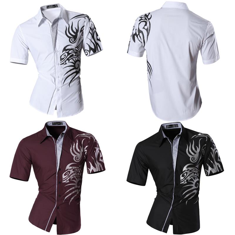 Popular Short Sleeve Button Down Shirt-Buy Cheap Short Sleeve ...