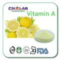 Hot Selling 100% Natural Pure Vitamin A For Health Care Pure Vitamin A Powder
