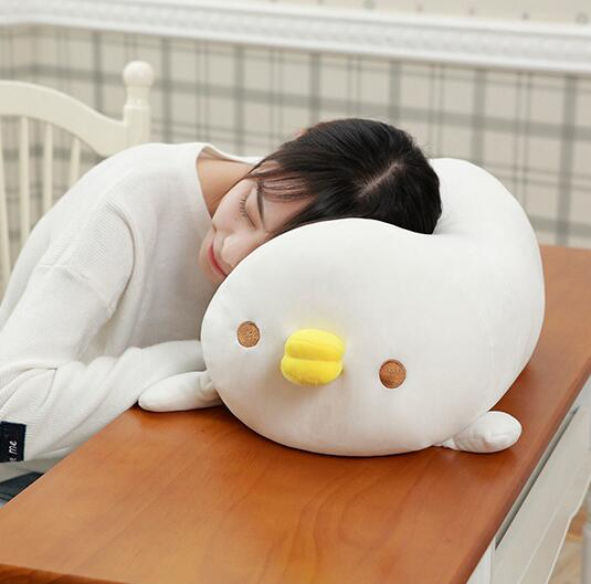 New arrive 60cm Chicken pillow soft plush toy chick doll Animal pillow birthday gift lovely giant panda about 70cm plush toy t shirt dress panda doll soft throw pillow christmas birthday gift x023