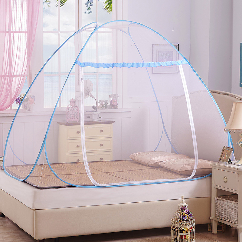 Online buy wholesale kids bed net from china kids bed net for Bed with mosquito net decoration