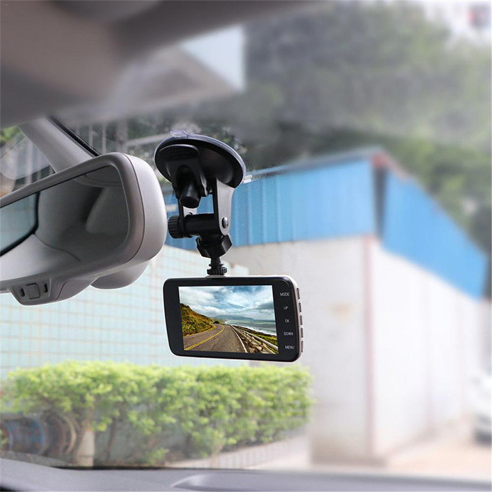 Image 5 - 2019 New 4 Inch IPS Full HD 1080P Car Driving Recorder Dashcam Car DVR Driving Recorder 170 Degree Wide Angle Lens Car Dash Cam-in DVR/Dash Camera from Automobiles & Motorcycles