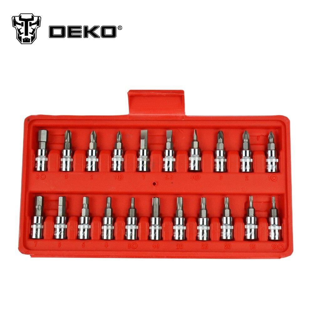 DEKO Auto Repair Tool Combination Package