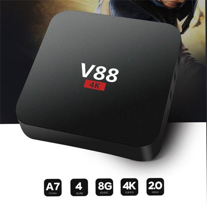 El más nuevo Mejor Precio Jugador XBMC Smart TV Caja WiFi 1080 P HD Android 5.1