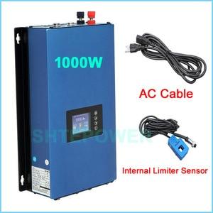 Image 3 - Inversor de conexión a red de 1000W, actualizado, con enchufe wifi, MPPT, energía Solar, inversor de 1kW + sensor limitador inter, 24v, 48v, CC, CA de 220V, 230V