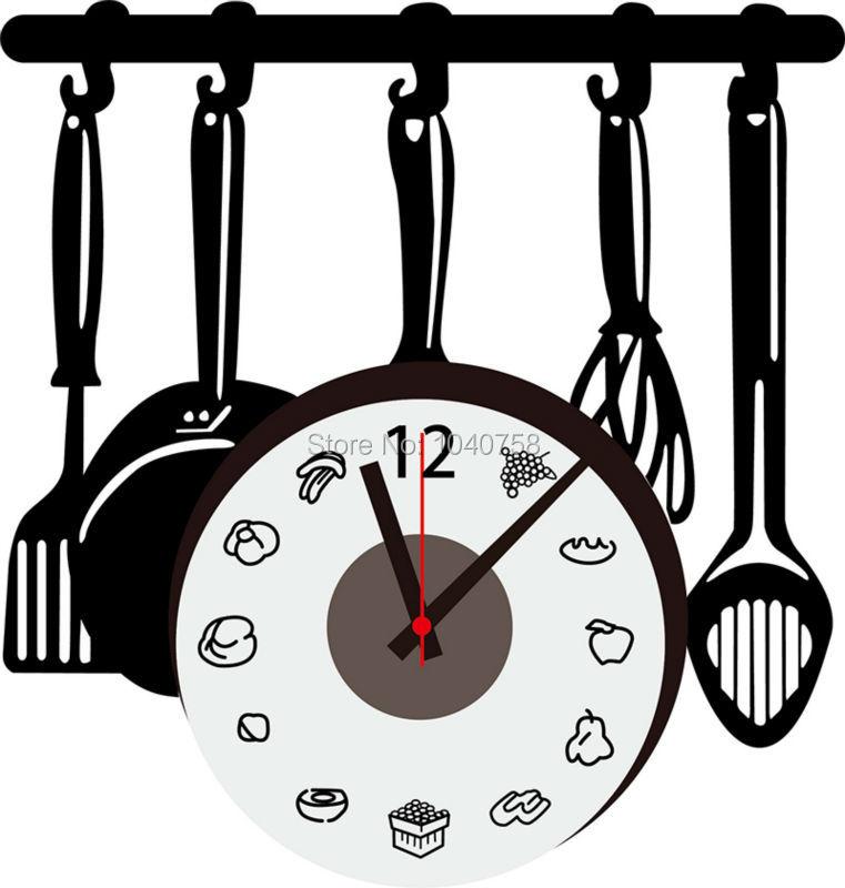 popular wall clocks kitchen-buy cheap wall clocks kitchen lots