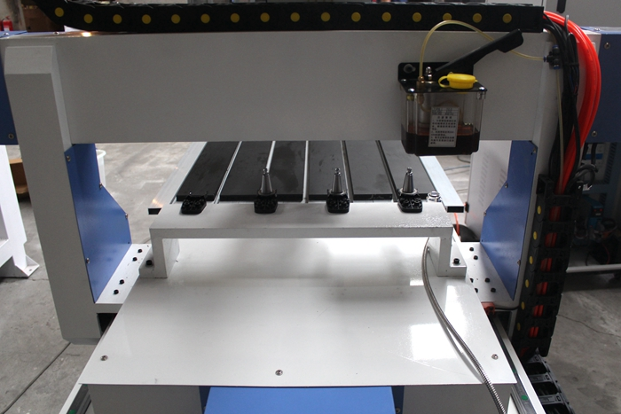 US $7100 0  High precise atc machine mini cnc router metal cutting machines  making wood spoons-in Wood Routers from Tools on Aliexpress com   Alibaba