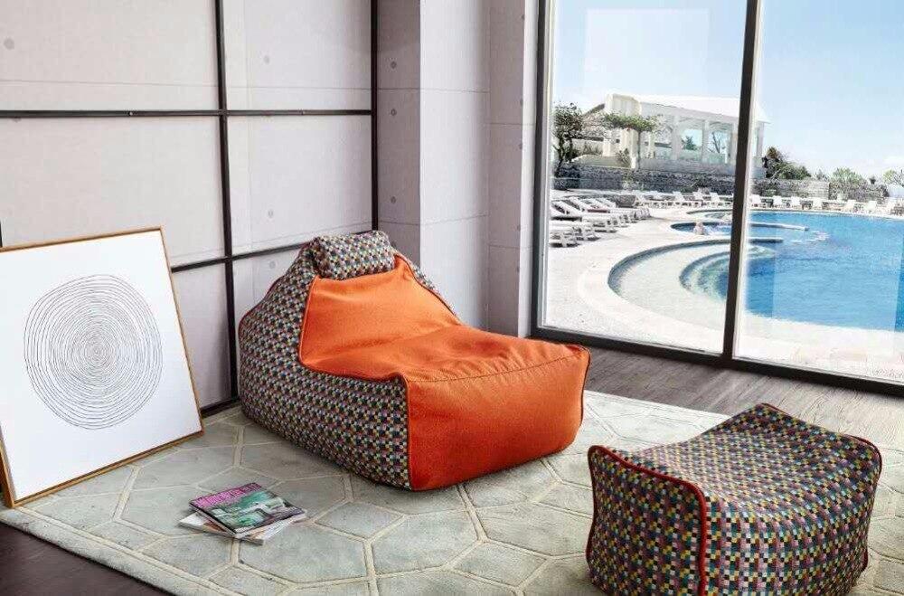 2018 New Product Modern Bean Bag Lazy Sofa Leisure Chair