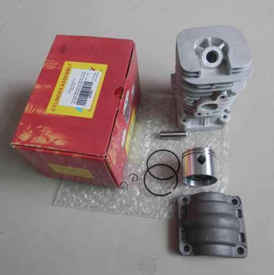 CYLINDER KIT FOR CRAFTSMAN 2.0 2.3 CID 358.351340 358.351701 33CC ~ 38CC CHAINSAWS ZYLINDER PISTON RING PAN COVER ASSEMBLY