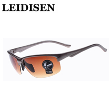 Driving Glasses Male Eyewear Aviator Luxury 2018 Brand Anti-glare Men's Sun Glasses Aluminum Frame Fishing Sunglasses men