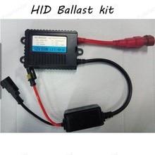 Slim Ballast kit Xenon Hid Kit 55W H1 H3 H4-1 H7 H11 H13 Car light source Headlight bulbs lamp