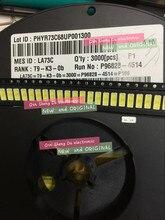 500pcsFORLED retroiluminación LED 1W 7030 6V aplicación de TV blanca fría smd 7030 led blanco frío