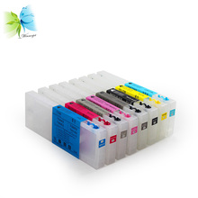 4800 Ink Cartridge For Epson Stylus pro 4800 Ink Cartridge + Free Chip Resetter цена в Москве и Питере