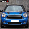 Hood Decal Bonnet Racing Stripes Engine Cover Vinyl Decal Stickers For BMW Mini Cooper Countryman R60 Clubman R55 2010-2016 review
