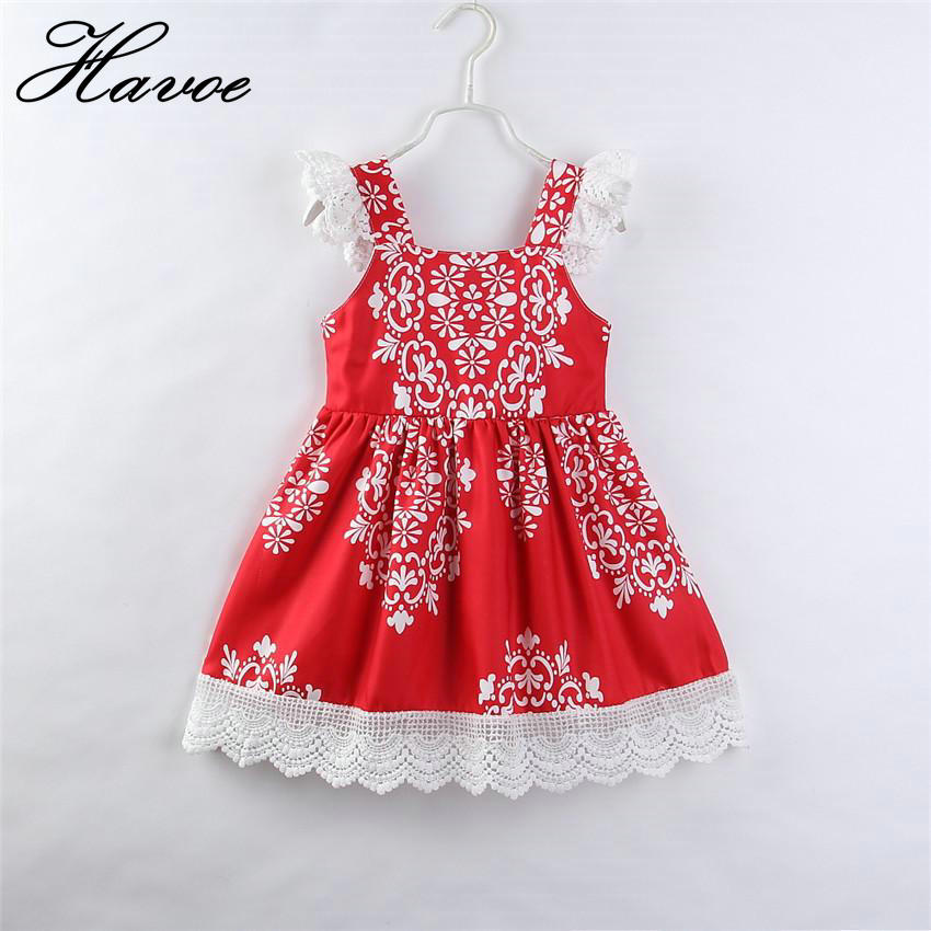 2018 New Children Clothing Gilrs Princess Dress Summer Kids Dresses for Girls Fashion Flower Lace Girls Clothes summer 2017 new girl dress baby princess dresses flower girls dresses for party and wedding kids children clothing 4 6 8 10 year