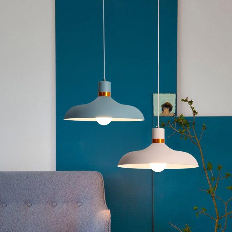 Modern Pendant Light Aluminium Hanging Pot Pendant Lamp Restaurant Dining Room Drop Pendant Light Home Lighting (20)