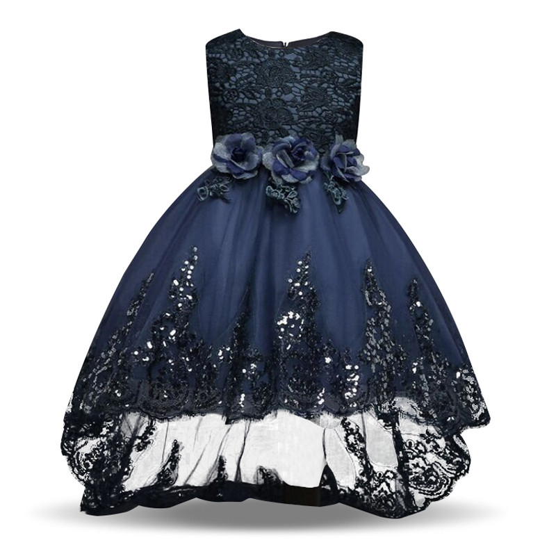 Товар New Designs Girl Evening Dress Teenage Girl Tulle Party Dress ...