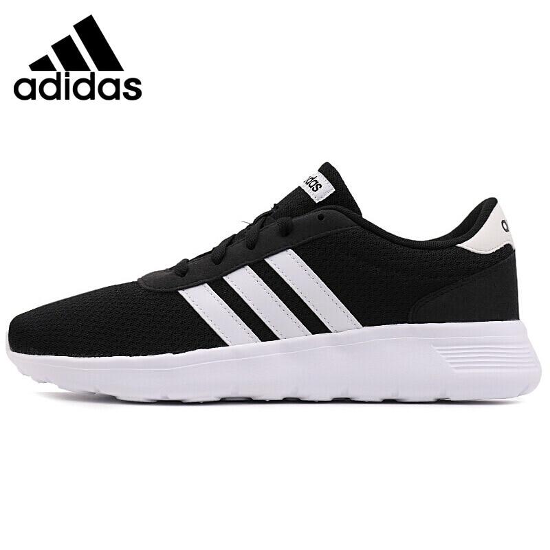 Original New Arrival 2018 Adidas NEO Label Lite Racer Unisex Skateboarding Shoes SneakersOriginal New Arrival 2018 Adidas NEO Label Lite Racer Unisex Skateboarding Shoes Sneakers