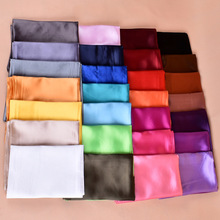 Women  big   Square scarf Pure color soft headband hijab scarf pure color knitted infinity scarf
