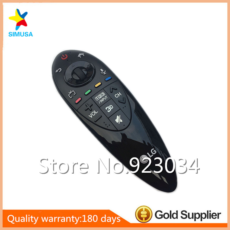 Original AN-MR500G AN-MR500 Magic Remote Control FOR LG SMART TV UB UC EC series Free shipping original english version magic motion remote control an mr400g for lg 2013 smart tv la6200 la6500 series with manual