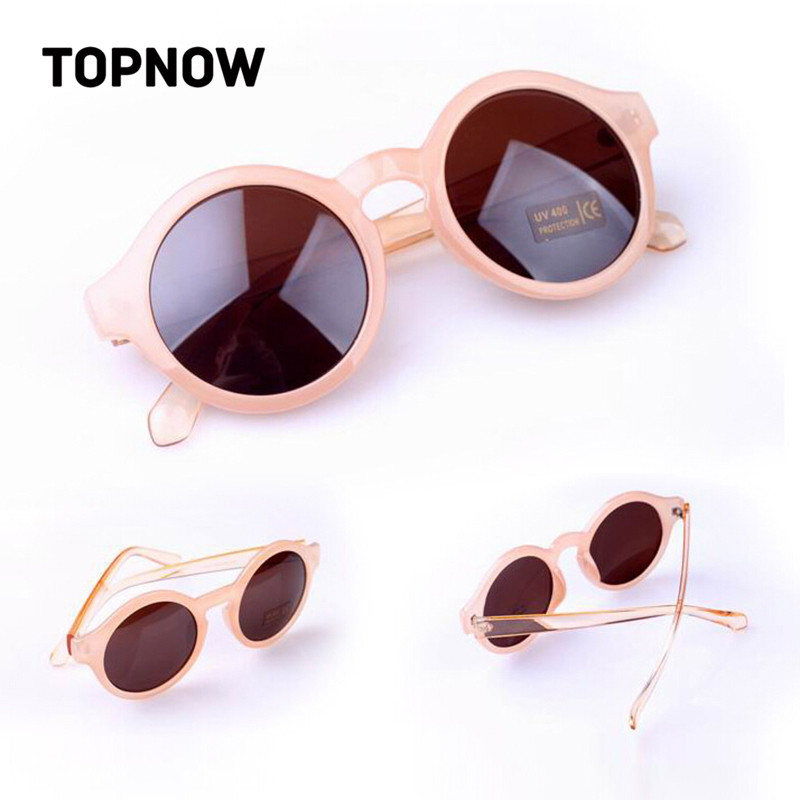 New Fashion Spring Unique Round Sunglasses Women Vintage Keyhole Glasses Oculos De Sol Retro Sun glass For Women Gafas de sol