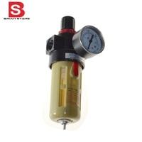 AirTAC Type 1 2 BSPP Air Filter Regulator For Air Compressors 3000 L Min BFR4000