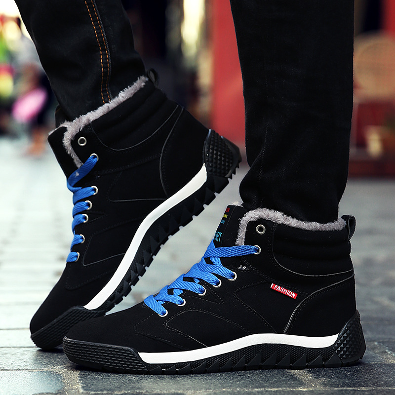 8806 Zapatos 9999 Bottes Mode Travail Green Peluche Boot Black Blue Casual 8806 Black 9999 Chaud Hombre Hommes 8806 Chaussures 9999 Hiver Garder Blue Au Neige 2018 Cheville Green De En nwZxRAw