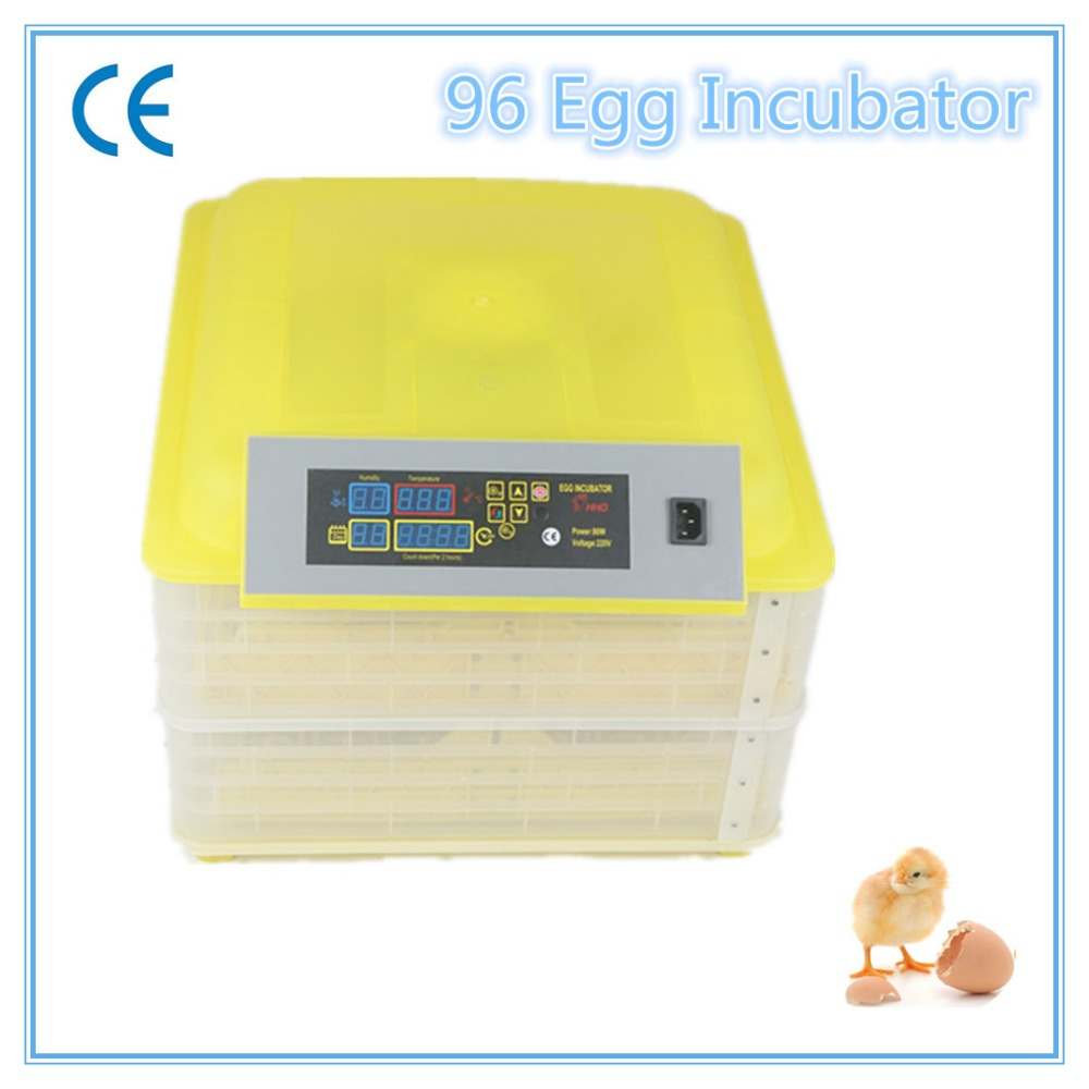 High Quality Equipment From China for  96 Small Automatic Chicken Duck Eggs Incubator CE Approved  fast ship from Germany high quality 20 chau gong from china manufacturer arborea