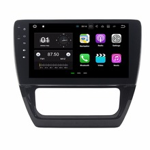 Android 7.1 Car Radio DVD GPS Multimedia Head Unit for VW Volkswagen SAGITAR 2012-2014 With 2GB RAM Bluetooth WIFI Mirror-link