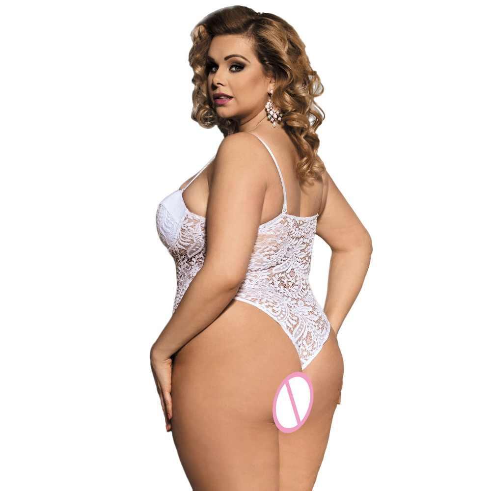 98fa3e7c852 ... M XL 3XL 5XL Plus Size Lingerie Hot Women Sexy Lingerie Erotic Lingerie  Teddies Babydoll Sex ...