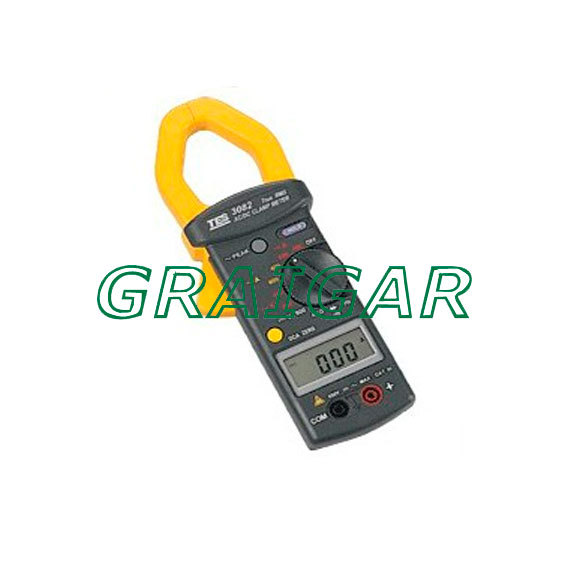 free shipping sales promotion True RMS Clamp Meter/TES-3082 True RMS Clamp Meter