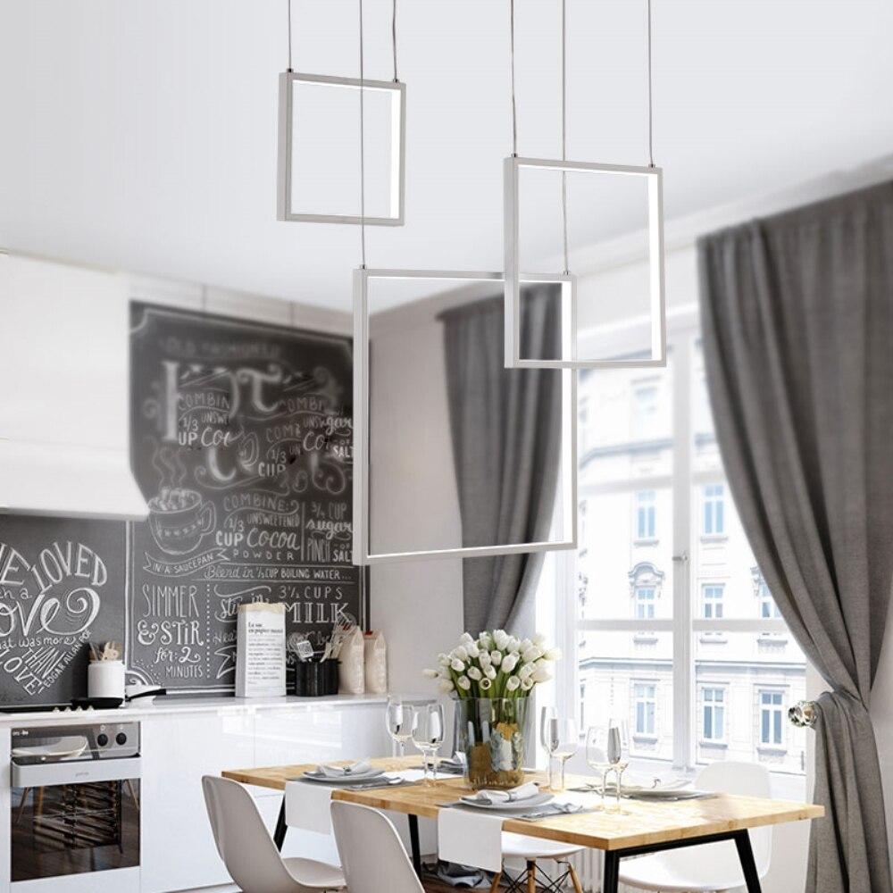 Modern DIY Minimalism Pendant Lights For Dining Living Room ...