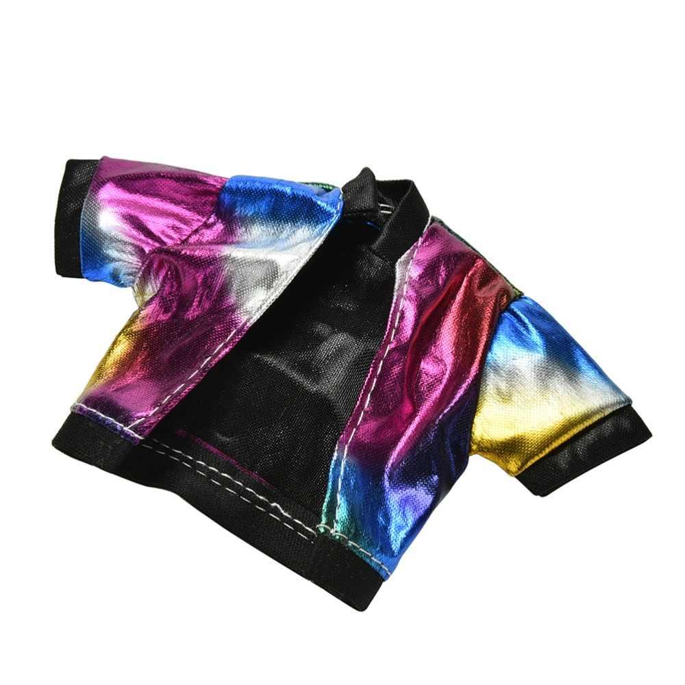 ขายส่งแฟชั่นสีสันสดใสเสื้อ + กางเกงสำหรับตุ๊กตา Ken 2 ชิ้น/เซ็ต