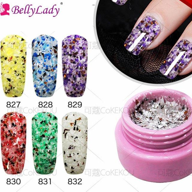 BellyLady Professional UV Nails Gel Long Lasting Gel Nail Polish ...