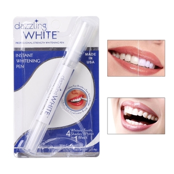 Peroxide Gel Tooth Cleaning Bleaching Kit Dental White Teeth Whitening Pen