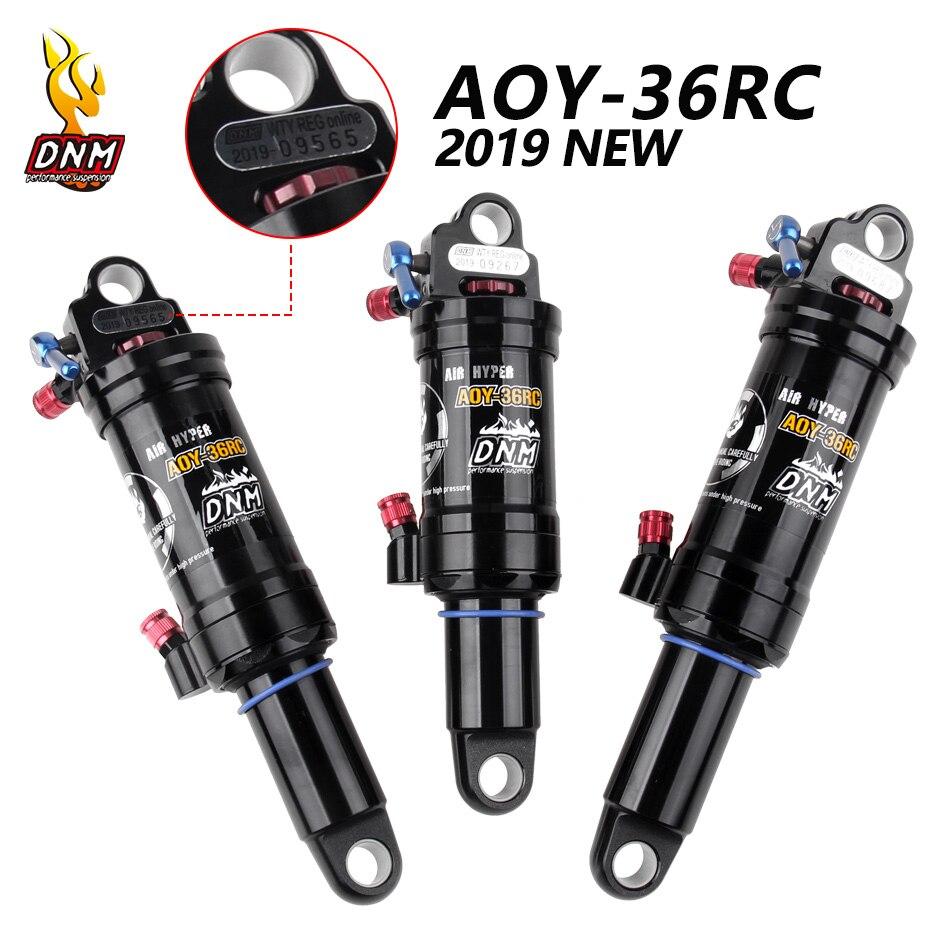 DNM AOY-36RC vtt descente vélo bobine choc arrière 165/190/200mm montagne vélo Air choc arrière avec verrouillage