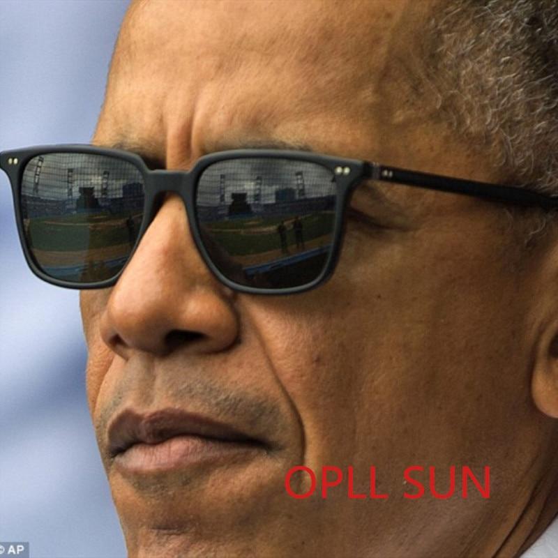Oversized Rectangle Sunglasses Opll Sunglass Men Square Driving Sun Glasses OV5316 Oculos De Sol Masculino Feminino Eyewear