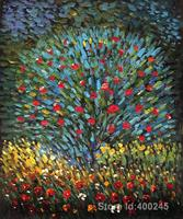 Best Art Reproduction Apple Tree By Gustav Klimt Paintings For Sale Hand Painted High Quality