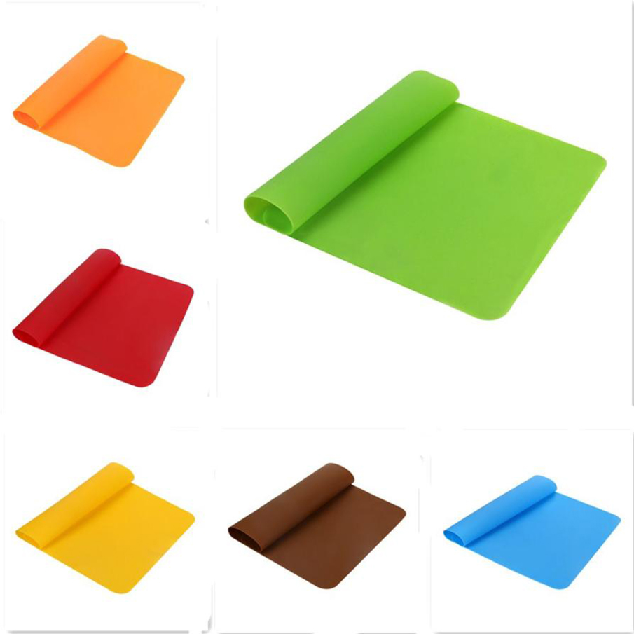 Silicone Baking Liner Oven Heat Insulation Pad Bakeware Non-stick Pad Table Mat