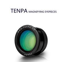 Tenpa 1.36X kamera dikdörtgen slayt büyüteç mercek vizör Canon Nikon Sony için yarım çerçeve kamera ücretsiz kargo