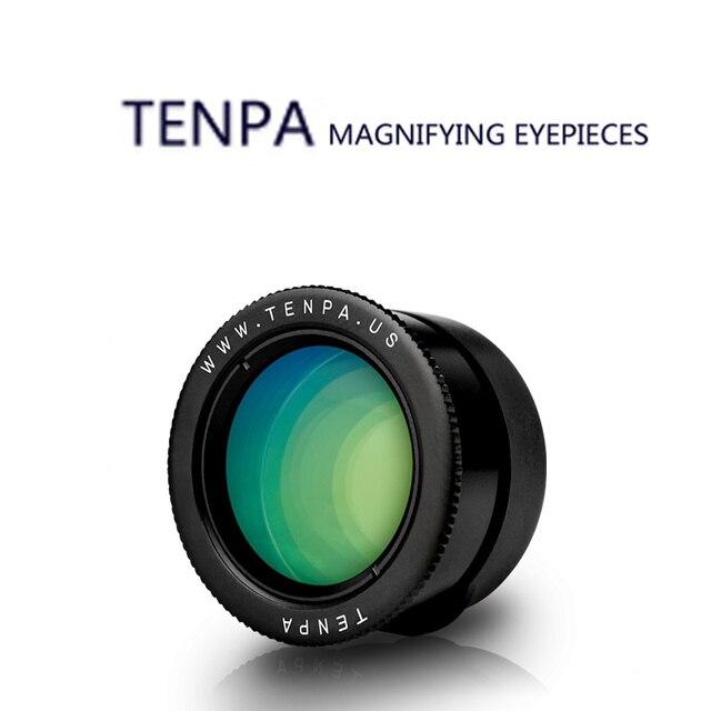 Прямоугольный увеличительный окуляр Tenpa 1,36x для камеры Canon, Nikon, Sony, полурамка, бесплатная доставка